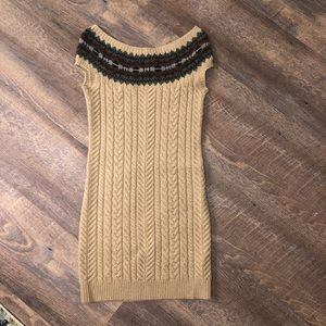 Ralph Lauren Rugby Sweater dress